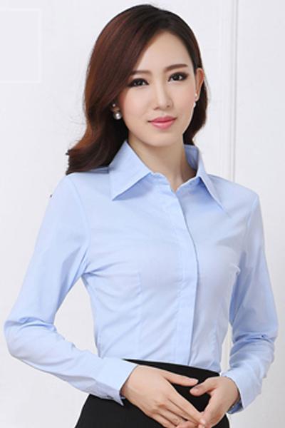 Cách chọn may áo sơ mi đồng phục nữ đẹp