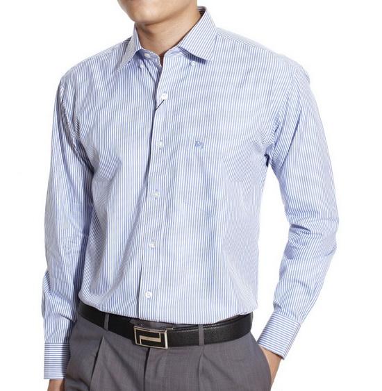 May áo sơ mi đồng phục cần lưu ý những điểm nào ?